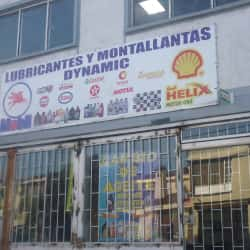 Lubricantes y Montallantas Dynamic en Bogotá