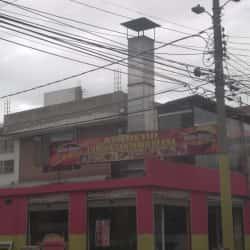Asadero Comida Santandereana en Bogotá