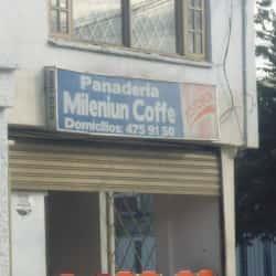 Panaderia Mileniun Coffe en Bogotá