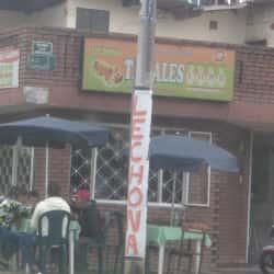 Lechona - Tamales en Bogotá