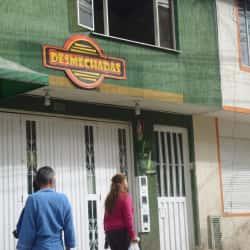 Desmechadas en Bogotá