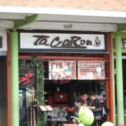 Tacaron Café Hayuelos en Bogotá