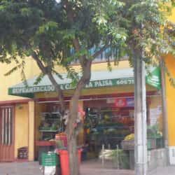 Supermercado La casita Paisa en Bogotá
