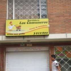 Surtidora Los Comuneros en Bogotá