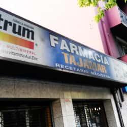 Farmacia Tajamar en Santiago
