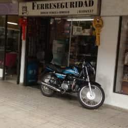 Ferreseguridad en Bogotá