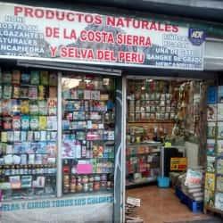 Yerberia Peruana en Santiago