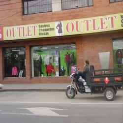 Outlet Carrera 27 en Bogotá