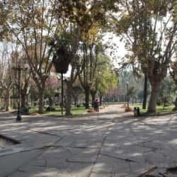 Plaza Guarello en Santiago
