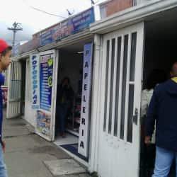 Ciber Papeleria MyS en Bogotá