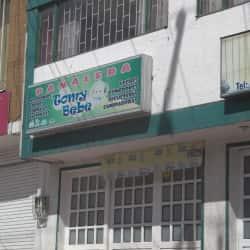 Pañalera Tomy Bebe en Bogotá