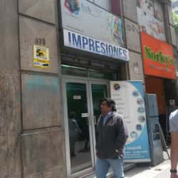 Imprentas Fisb en Santiago