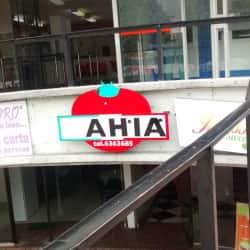 Restaurante Ahia en Bogotá