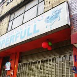Autoservicio Superfull en Bogotá