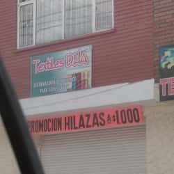 Textiles DHA en Bogotá