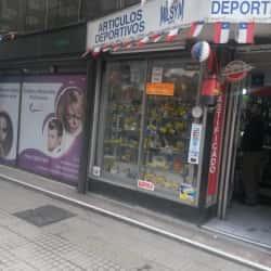 Sport MILSYM en Santiago