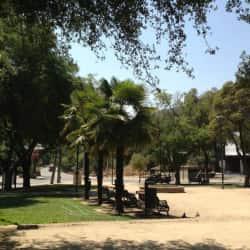 Plaza San Enrique en Santiago