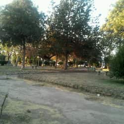 Plaza Sergio Ceppi en Santiago