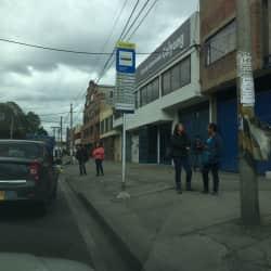 Paradero SITP Calle 169 - 422A01 en Bogotá