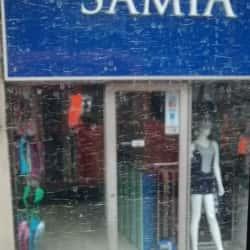 Samia en Santiago