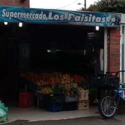 Supermercado Los Paisitas en Bogotá