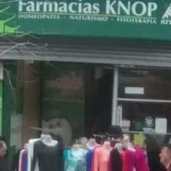 Farmacia Knop - Av. Matucana / Av. Libertador Bernardo O´higgins  en Santiago