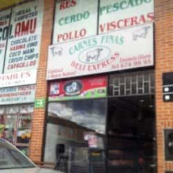 Carnes Finas Deli Express en Bogotá