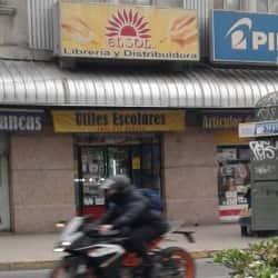 Libreria El Sol en Santiago