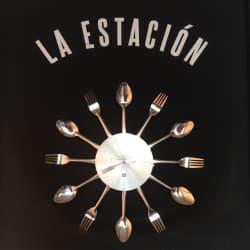 Restaurant La Estación en Santiago