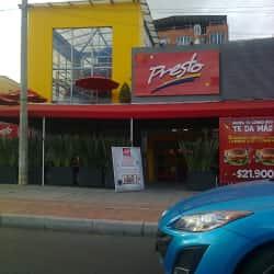 Presto Pepe Sierra en Bogotá