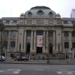 Museo Nacional de Bellas Artes  en Santiago