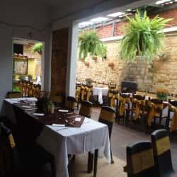Restaurante Puerta Santafereña en Bogotá
