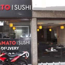 Yamato Sushi en Santiago