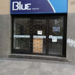 Blue Express - Paseo Bulnes en Santiago