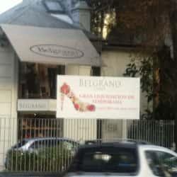 Tienda de Artículos de Cuero Belgrano en Santiago