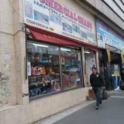 Comercial Chang en Santiago