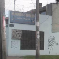 Alberto Botero  en Bogotá