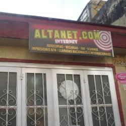 Altanet. Com en Bogotá