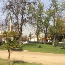 Plaza 18 de Septiembre en Santiago