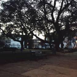 Plaza Bernarda Morin en Santiago