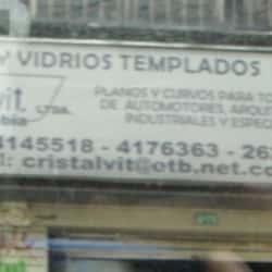 Cristalvit en Bogotá