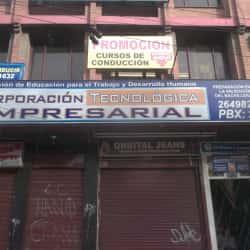 Corporación Tecnológica Empresarial Kennedy en Bogotá