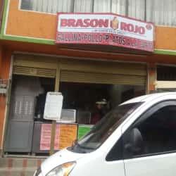 Asadero Brason Rojo en Bogotá