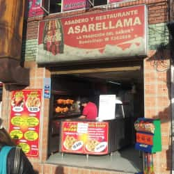 Asadero y Restaurante Asarellama en Bogotá
