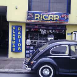 Autoservicio Ricar Stereo en Bogotá