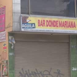 Bar Donde Mariana en Bogotá