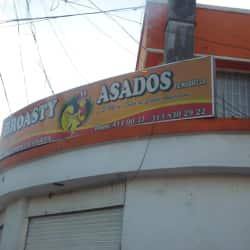 Broasty Asados De Marsella en Bogotá