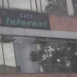 Cáfe Internet en Bogotá