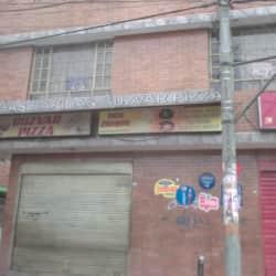 Comidas Rapidas Guzvar Pizza en Bogotá