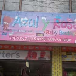 Azul y Rosa en Bogotá